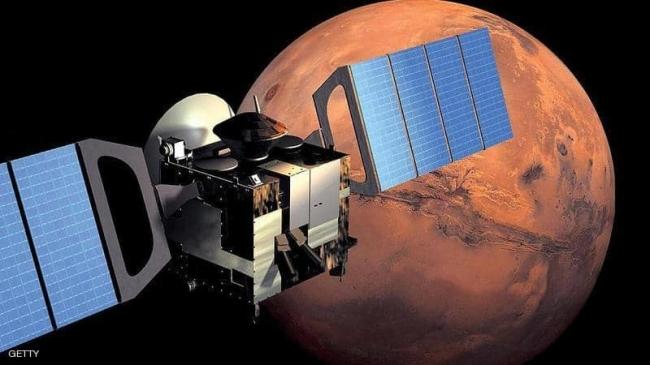"""نبضات مغناطيسية """"غامضة"""" على المريخ تثير حيرة العلماء"""