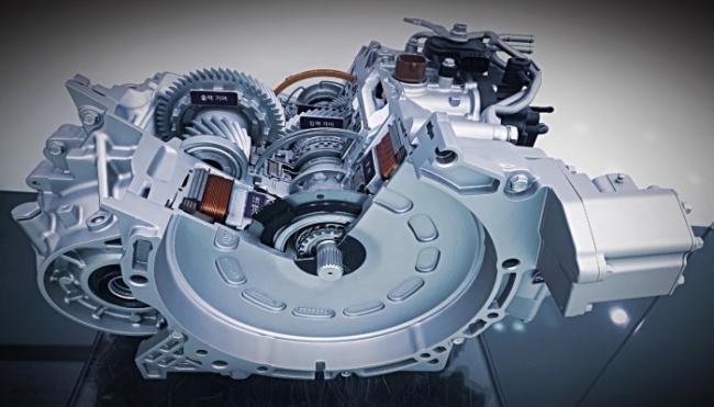 كيا موتورز تطور أول نظام عالمي للتحكم في التبديل في السيارات الهجينة