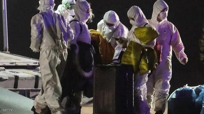 """أول حالة وفاة بـ""""فيروس كورونا"""" خارج الصين"""