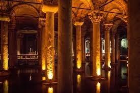 علماء الآثار يكتشفون الأقبية البيزنطية القديمة في إسطنبول