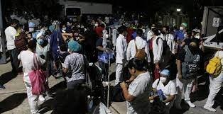 أضواء غامضة في سماء المكسيك تزامنت مع الزلزال تثير الفزع.. بلغت قوته أكثر من 7 درجات (فيديو)