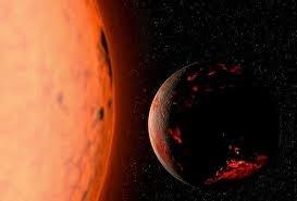 الأرض ابتلعت كوكبا آخر و قد يكون ذلك سبب وجود الحياة