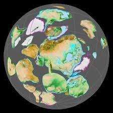استكشف موقع مدينتك قبل 750 مليون سنة عبر هذه الخريطة التفاعلية الجديدة