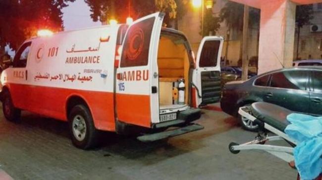 مصرع طفلة دهسا في رام الله