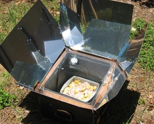 الطاقة المتجددة اللامتناهية من أشعة الشمس