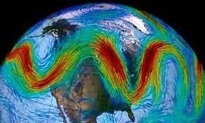لا مفر من الطقس المخيف مع استمرار التيار القطبي النفاث في التحرك شمالا