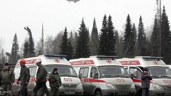 """روسيا تأمر بإخلاء منطقة """"الانفجار النووي"""". وسيناريو تشيرنوبل"""
