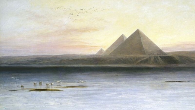 """النيل: كيف كان المصريون القدماء يقدسون النهر """"الخالد""""؟"""