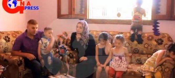 بالفيديو: امرأة من غزة عمرها 21 عاما وأم لأحد عشر طفلاً