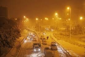 إغلاق مطار مدريد وشلل بالطرقات.. إسبانيا تشهد أكبر عاصفة ثلجية في القرن الحالي