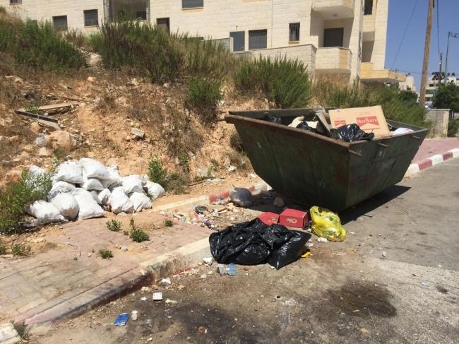 نابلس تعاقب ملقي النفايات فهل ستحذو حذوها باقي البلديات؟