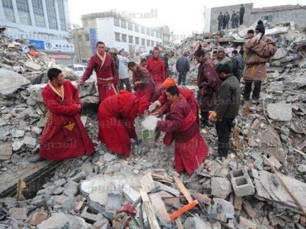 عشرون قتيلاً في زلزال شمال غرب الصين