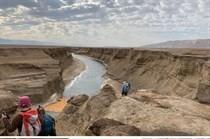 نهر جديد قرب البحر الميت