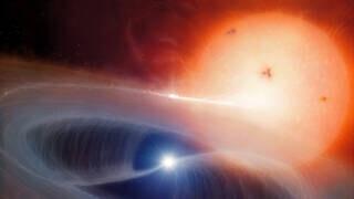 """اكتشاف حقيقة ماهية """"الثقب الأسود"""" الأقرب إلى الأرض!"""