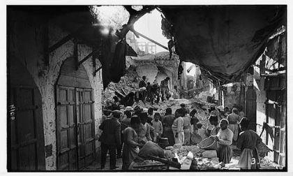 وقع في مثل هذه الأيام من عام 1927 وأدى لمقتل وجرح وتشريد الآلاف....فلسطين تستذكر الزلزال الكبير