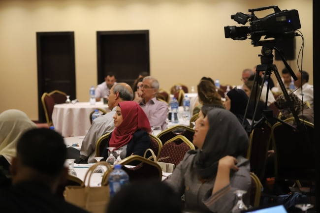 من مؤتمر الإعلام البيئي الأول...أربع وعشرون معلومة في الصحافة البيئية الفلسطينية