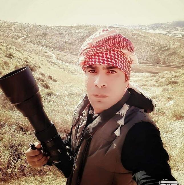 محمد ضبابات: شرطي ومصور بيئي مُحترف