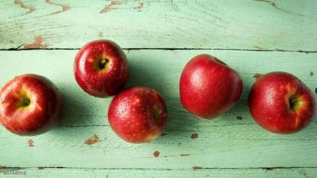 """لا يتلف لمدة عام كامل.. """"التفاح الحلم"""" حاليا بالأسواق"""
