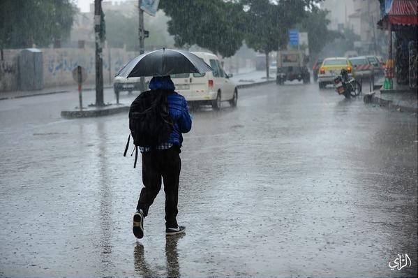 أمطار جميلة ... حالة الطقس للساعات والأيام القادمة