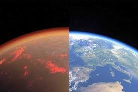 بغلاف جوي حار وكثيف.. هكذا نجت الأرض من مصير كوكب الزهرة